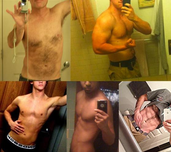 online-dating-profiles-shirtless-photos