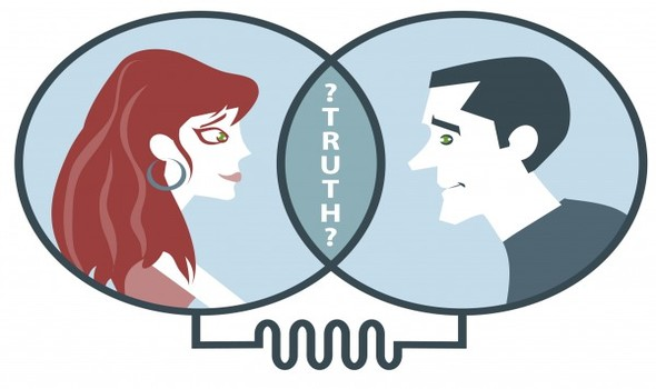Common internet dating lies