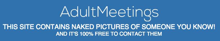 adult meetings banner